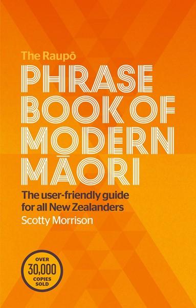 Raupo Phrasebook Of Modern Maori -