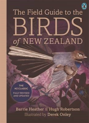 The Field Guide to the Birds of New Zealand - pr_428330