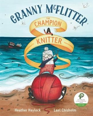 Granny McFlitter, the Champion Knitter - pr_428316