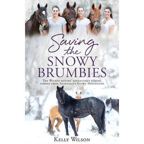 Saving the Snowy Brumbies - pr_428334