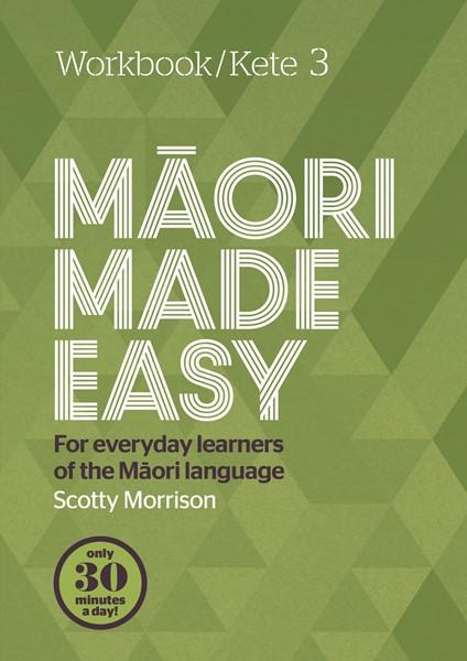 Maori Made Easy Workbook 3/Kete 3 - pr_1699669