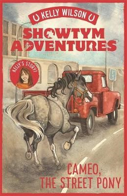 Showtym Adventures 2: Cameo, the Street Pony - pr_428396