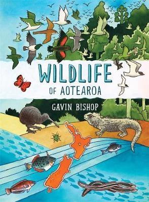 Wildlife of Aotearoa -