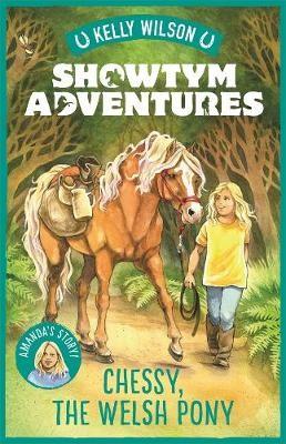 Showtym Adventures 4: Chessy, the Welsh Pony - pr_428387