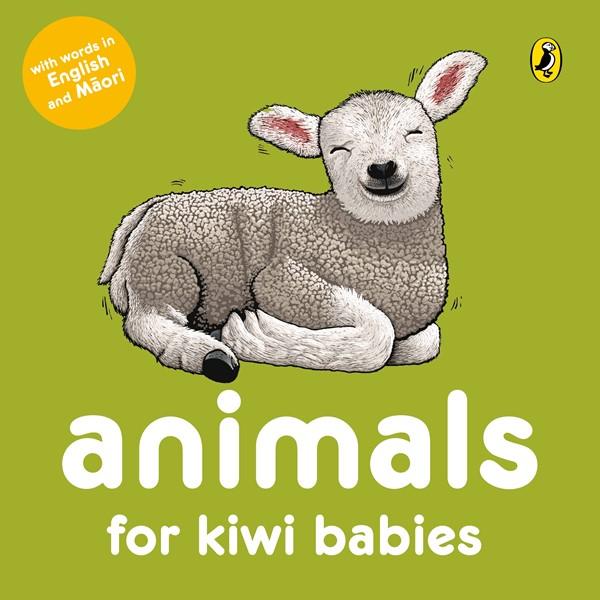 Animals For Kiwi Babies -