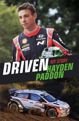 Driven: My Story - pr_428400