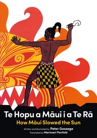 Te Hopu A Maui I A Te Ra/How Maui Slowed -