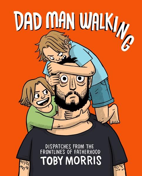 Dad Man Walking -