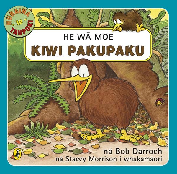 He Wa Moe, Kiwi Pakupaku -