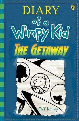 The Getaway: Diary of a Wimpy Kid (BK12) - pr_428379