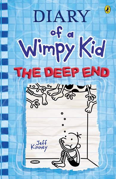 Diary of a Wimpy Kid Book 15: The Deep End - pr_1776419