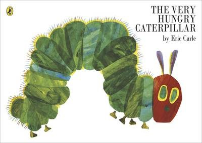 The Very Hungry Caterpillar - Board Book - pr_1359