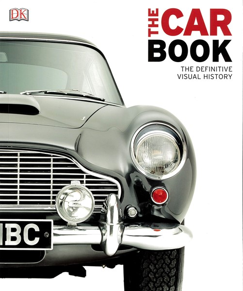 The Car Book: The Definitive Visual History -