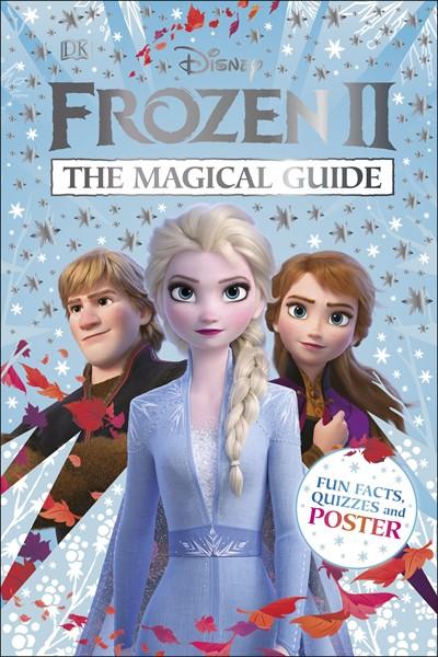 Disney Frozen 2 The Magical Guide - pr_1704436