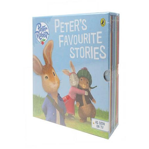 Peter's Favourite Stories - pr_1861952