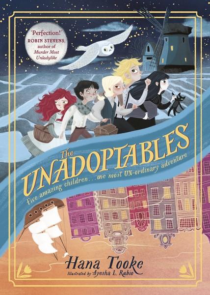 The Unadoptables - pr_1775974