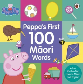 Peppa Pig: Peppa'S First 100 Maori Words - pr_1834130