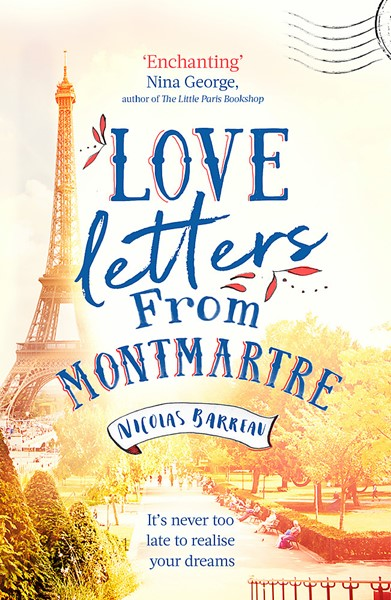 Love Letters from Montmartre - pr_430975