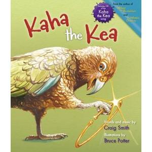 Kaha the Kea
