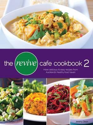 The Revive Cafe Cookbook 2 - pr_419346