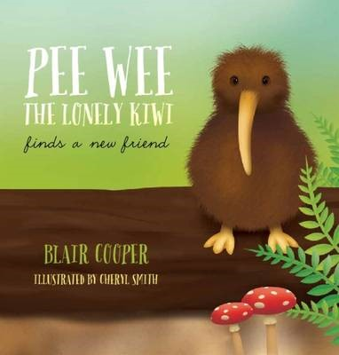 Pee Wee the Lonely Kiwi Finds a New Friend - pr_428425