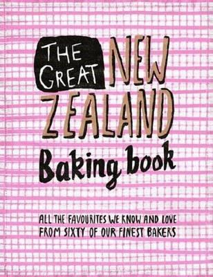 Great New Zealand Baking Book - pr_428367