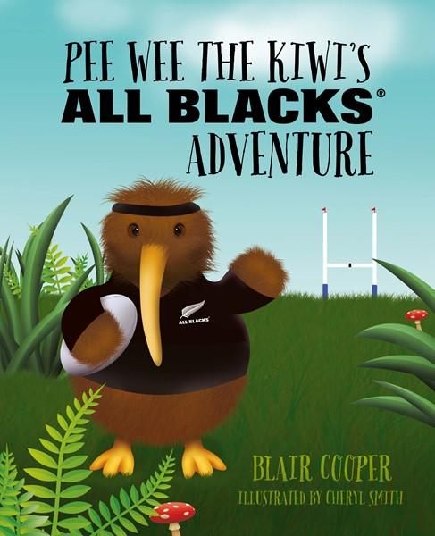 Pee Wee the Kiwi's All Black Adventure -