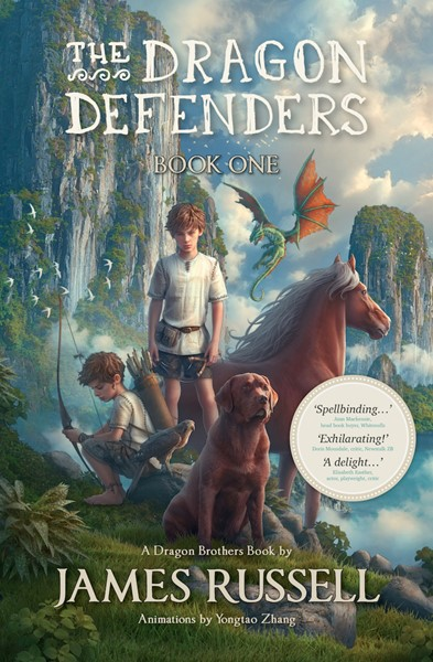 The Dragon Defenders - Book One -