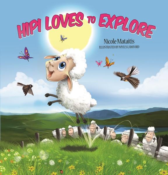 Hipi Loves To Explore -