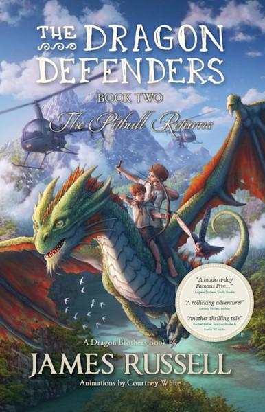 The Dragon Defenders - Book Two: The Pitbull Returns - pr_1775954