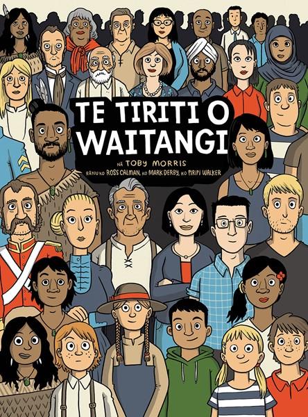 Te Tiriti o Waitangi/The Treaty of Waitangi - pr_428456