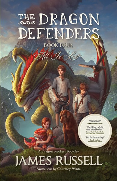 The Dragon Defenders - Book Four: All is Lost - pr_1775955