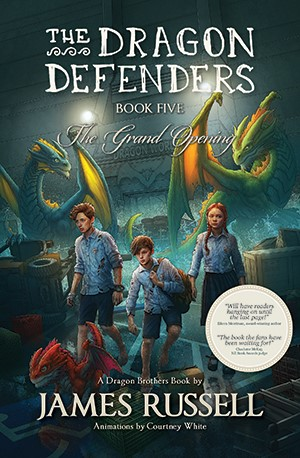 The Dragon Brothers - Book Five: The Grand Opening - pr_1775958