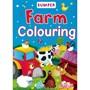 Bumper Farm Colouring -