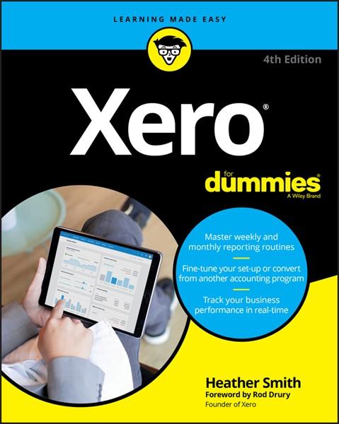 Xero For Dummies -