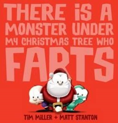 There Is a Monster Under My Christmas Tree Who Farts - pr_428483
