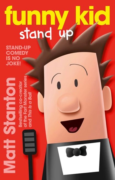 Funny Kid Stand Up (Funny Kid, #2) - pr_428531