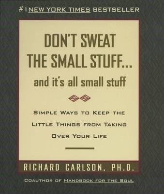 Don't Sweat The Small Stuff - pr_419374
