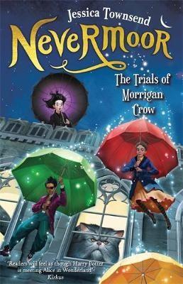 Nevermoor: The Trials of Morrigan Crow - pr_427171