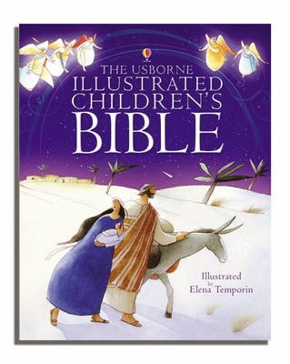 Illustrated Children's Bible - pr_271524