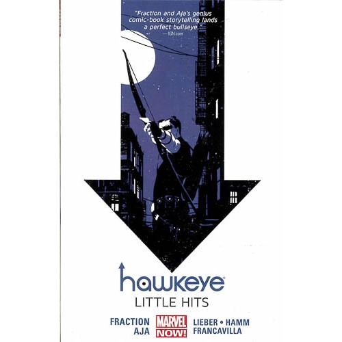 Hawkeye Volume 2: Little Hits (marvel Now) - pr_1773340