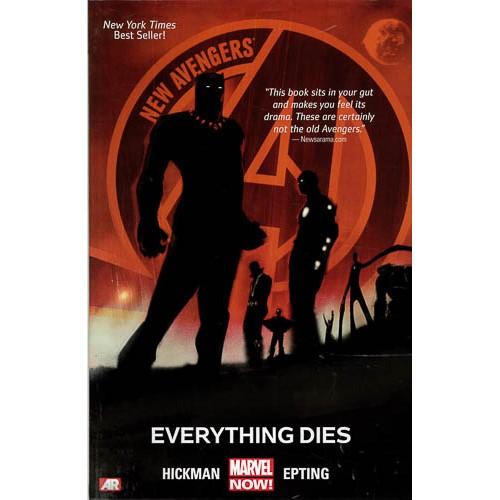 New Avengers Volume 1: Everything Dies (marvel Now) - pr_1773275