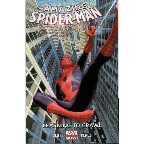 Amazing Spider-man Volume 1.1: Learning To Crawl - pr_1774992