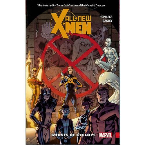 All-new X-men: Inevitable Vol.1 - Ghosts Of Cyclops - pr_1773278
