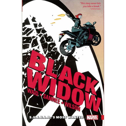 Black Widow Vol. 1: S.h.i.e.l.d.'s Most Wanted - pr_1773368