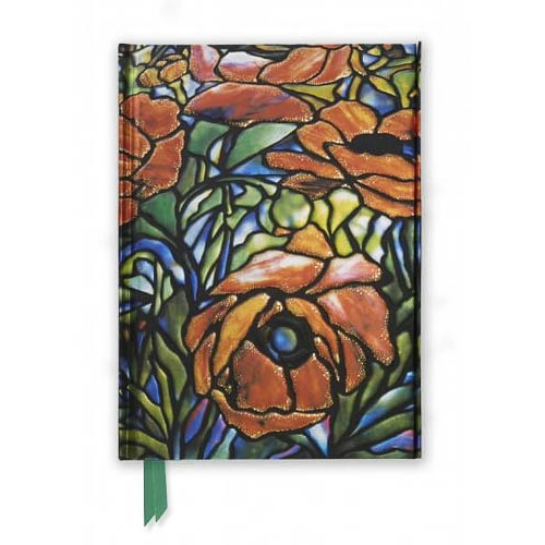 Tiffany: Oriental Poppy (Foiled Journal) - pr_1700235