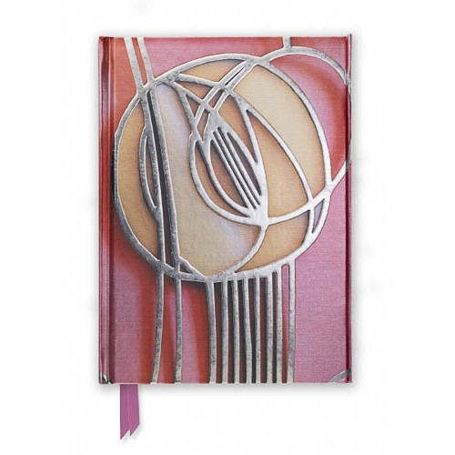 Mackintosh: Rose Motif (Foiled Journal) - pr_1700246