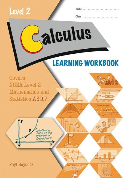 LWB Level 2 Calculus 2.7 Learning Workbook - pr_428523
