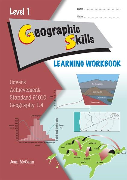 LWB Level 1 Geographic Skills 1.4 Learning Workbook - pr_428491