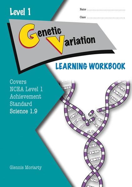 LWB Level 1 Genetic Variation 1.9 Learning Workbook - pr_428506